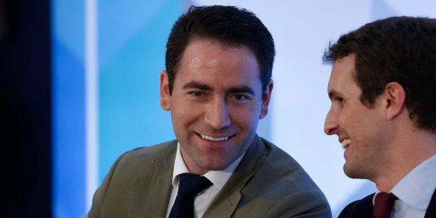 Teodoro García, secretario general del