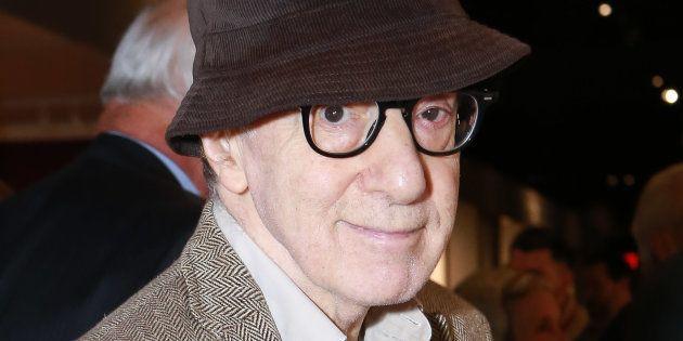 Woody Allen, en febrero de