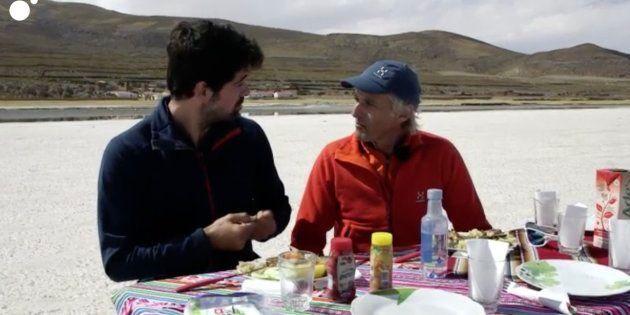 Miguel Ángel Muñoz desvela cuál fue su calvario en 'Un paso