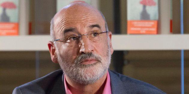 Fernando Aramburu presenta su nuevo libro 'Autoretrato sin