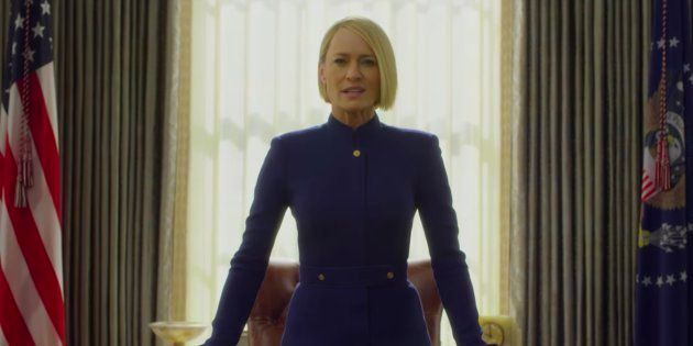 El primer tráiler de 'House of Cards' sin Kevin