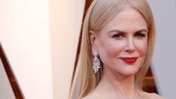 Te costará reconocer a Nicole Kidman en esta foto de