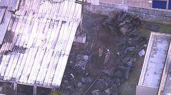 Al menos 10 muertos en incendio de instalaciones del Flamengo en