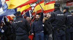 El grupo neonazi Hogar Social y la Falange se suman a la manifestación del