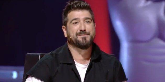 El desconcierto de Antonio Orozco al ver a un concursante de 'La Voz