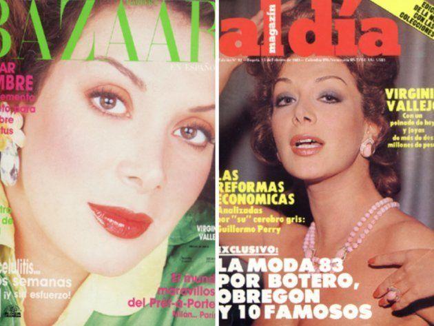 Siete dudas resueltas sobre Virginia Vallejo, la amante de Pablo