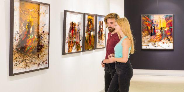 Una visita al museo de arte puede ayudar a reducir el dolor crónico, muestra un
