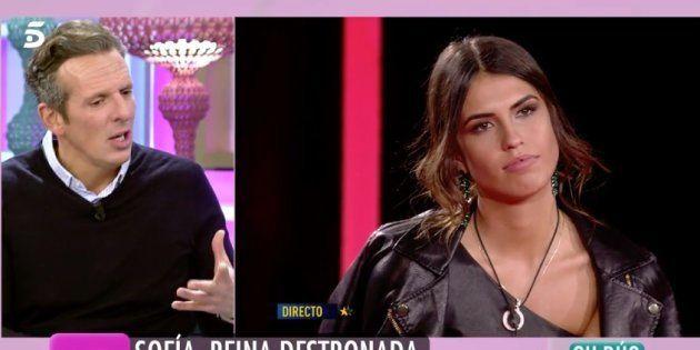 Joaquín Prat revela en 'El programa de Ana Rosa' (Telecinco) lo que la audiencia no sabe sobre Sofía...