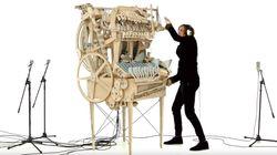 Así suena la música de un instrumento que se toca con miles de