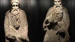 Dan la razón a los Franco en la propiedad de las estatuas del Mestre Mateo que reclama el Ayuntamiento de