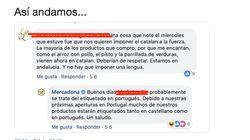Mercadona responde así al delirio de una mujer en Facebook:
