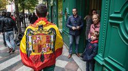 PP y Ciudadanos rechazan la presencia de grupos antidemocráticos en la manifestación del