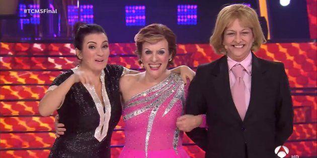Silvia Abril, Anabel Alonso y Yolanda Ramos en 'Tu Cara Me