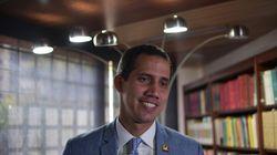 Guaidó no descarta una intervención extranjera en