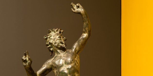 Cuando al arte romano le saltaban