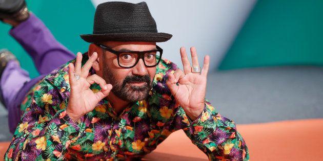 José Corbacho durante la presentación de la nueva temporada de 'Tu cara me suena' en el Festival de Vitoria,...
