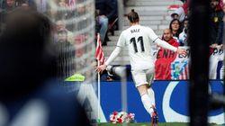 El feo gesto de Bale tras marcar al Atlético que le está costando duras
