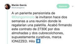 La denuncia de Boticaria García sobre las estafas con pseudoterapias a personas
