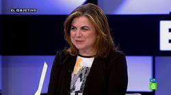 El aplaudido mensaje de Lucía Méndez a los periodistas que leerán el