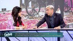 Jorge Javier Vázquez desvela el consejo que ha dado en secreto a Maite