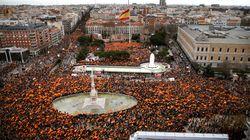 EN DIRECTO: Manifestación en Madrid convocada por PP y