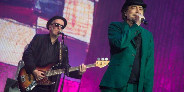 Pancho Varona y Joaquín