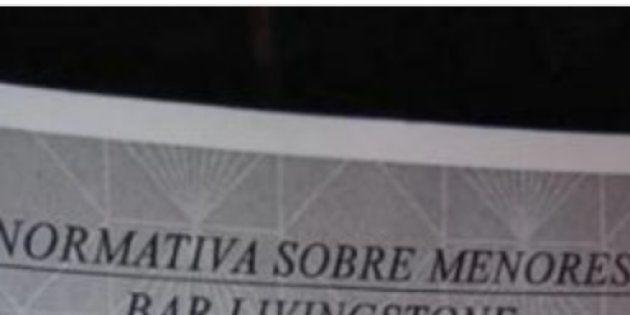 Un bar de Salamanca pide perdón por este cartel con su
