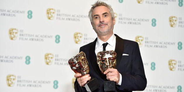 La 'Roma' de Alfonso Cuarón ensombrece a 'La favorita' en los Bafta a pocos días de los