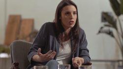 Irene Montero le cuenta a Évole en 'Salvados' cómo está la relación entre Pablo Iglesias e Íñigo