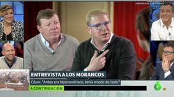 Jorge Cadaval, de Los Morancos, desvela en 'Liarla Pardo' el surrealista motivo que le impidió entrar a la