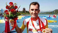 Muere Javier Otxoa, exciclista profesional y medallista