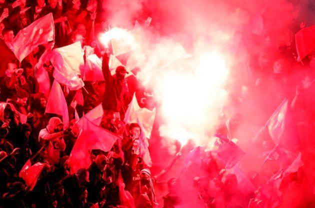 Indignación entre los espectadores por lo que se ha visto al inicio del PSG-Real