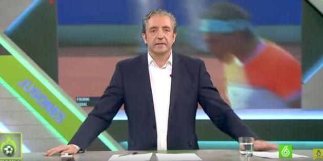 El polémico tuit de Pedrerol sobre Benzema durante el PSG-Real