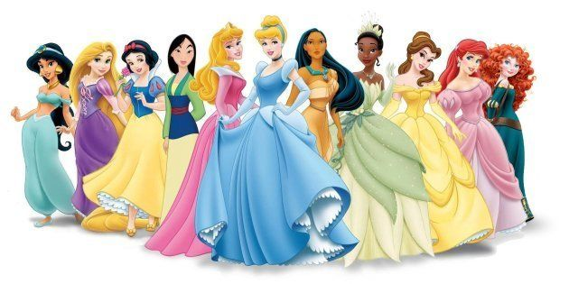 Las Princesas Disney son perjudiciales para la autoestima de las