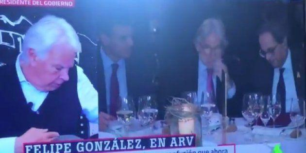 Felipe González en Al Rojo
