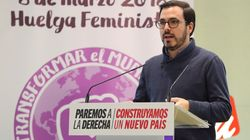 La carta viral de Garzón que recuerda a sus
