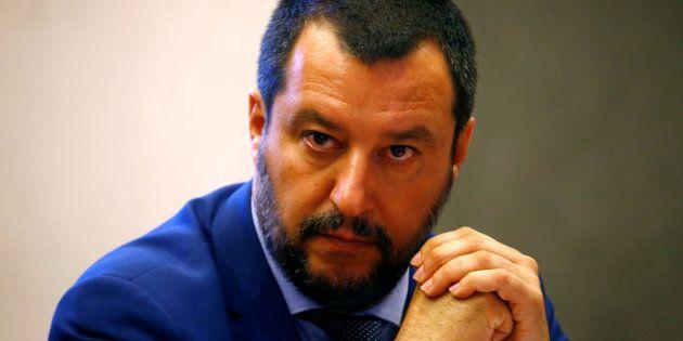 La justicia italiana abre una investigación contra Matteo Salvini, ministro del Interior, por la retención...