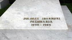 Profanadas las tumbas de Pablo Iglesias y de 'La Pasionaria' en la