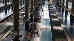 Renfe cancela 105 trenes AVE y Larga Distancia por la huelga del 8 de