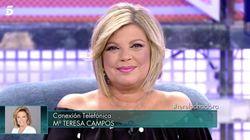 Terelu Campos reaparece tras su operación en 'Sábado Deluxe' con buenas