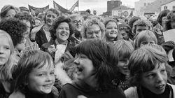 Las mujeres que pararon Islandia con una huelga