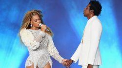 Un espontáneo siembra el caos en un concierto de Beyoncé y Jay-Z en