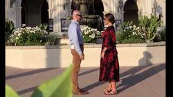 Una propuesta de matrimonio que ella nunca