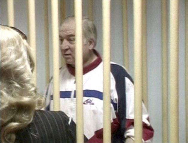 Imagen de Skripal durante su juicio en Moscú en