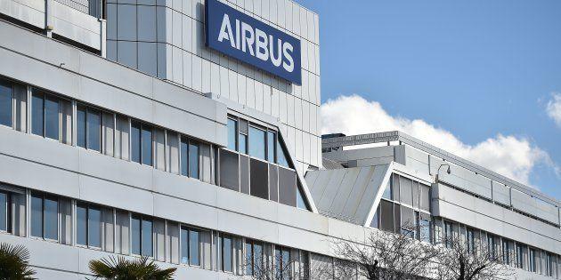 Sede de Airbus en Blagnac, localidad cercana de Toulouse