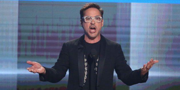 Un error en una entrevista de Robert Downey Jr. provoca un spoiler de 'Vengadores