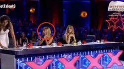 La bochornosa actuación en 'Got Talent' (Telecinco) que acaba con accidente de Paz