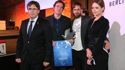 El equipo de 'Dos Cataluñas' devuelve el premio y critica la