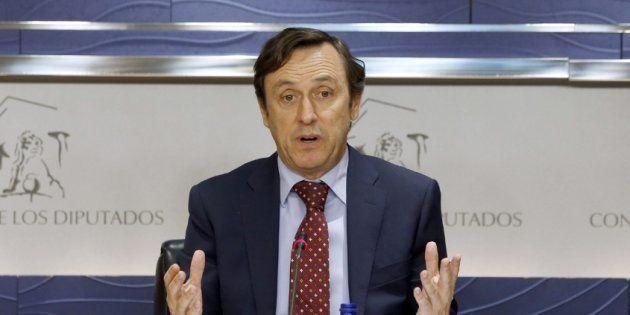 El portavoz adjunto del PP en el Congreso de los Diputados, Rafael