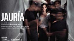 'Jauría', la sobrecogedora obra sobre La